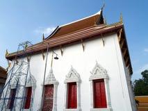 Reparación del templo Imagen de archivo libre de regalías