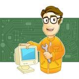 Reparador Imágenes de archivo libres de regalías