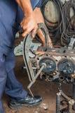 Reparatiehulpmiddelen Stock Afbeeldingen