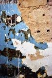 Reparation abstrakt elefant oj väggen arkivbild