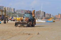 Reparationer till stranden Royaltyfria Bilder