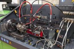 Reparationsdysor för dieselmotorer Royaltyfri Fotografi
