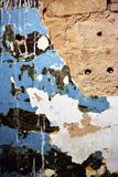 Reparatur, abstrakter Elefant oh die Wand stockfotografie