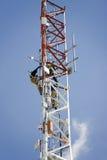 Reparatur der Antenne Lizenzfreie Stockfotos