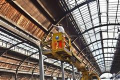 Repare работников больше чем 100 Стоковая Фотография RF