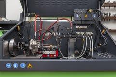 Repare bocais para os motores diesel imagem de stock royalty free