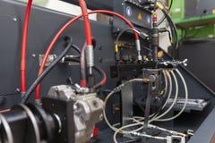 Repare bocais para os motores diesel Fotografia de Stock Royalty Free