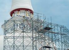 Repare la pagoda Foto de archivo