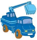 Repare a máquina ilustração royalty free
