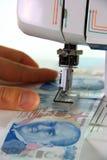 Reparera ekonomibegrepp Arkivfoto
