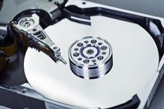 Reparieren eines Computer-Teils Lizenzfreies Stockbild