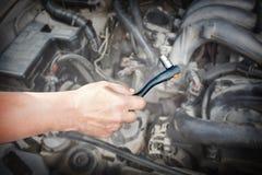 Reparieren Sie Auto Stockbilder