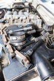 Reparieren Sie Auto Stockfotos