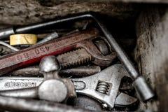 Reparieren Sie Hilfsmittel Stockfotos