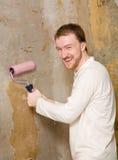 Reparieren Sie Mann Stockbilder