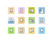 Reparieren Sie Mobile Stockfoto