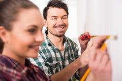 Reparieren Sie nach Hause Lizenzfreie Stockfotografie