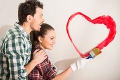 Reparieren Sie nach Hause Lizenzfreie Stockbilder