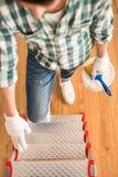 Reparieren Sie nach Hause Lizenzfreies Stockfoto