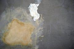 Reparieren Sie Standorte auf der Wand stockbild