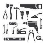 Reparieren Sie Werkzeuge Lizenzfreie Stockfotos