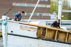 Reparierenschiff Lizenzfreies Stockbild
