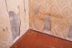 Repariert Wohnwohnungen Lizenzfreie Stockfotos
