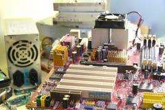 Reparo do computador Foto de Stock