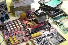 Reparo do computador Imagem de Stock Royalty Free