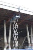 Reparo do estação de caminhos-de-ferro Fotografia de Stock