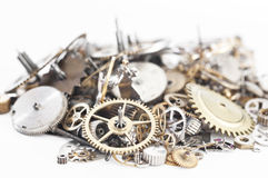 Reparo dos relógios Fotografia de Stock Royalty Free