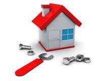 Reparo Home Fotografia de Stock Royalty Free