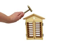Reparos Home Imagem de Stock Royalty Free