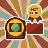 Reparto caliente Imagen de archivo libre de regalías