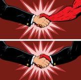 Reparto con el diablo libre illustration