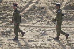 Reparto de Gilad Shalit imágenes de archivo libres de regalías