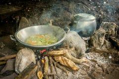 Repas asiatique simple images libres de droits