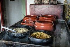 Repas brésilien Photographie stock