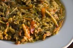 repas chinois Image stock
