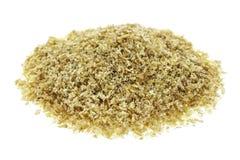 Repas d'or de semence d'oeillette photos stock