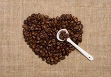 Repas de café Image libre de droits
