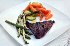repas de fantaisie Photos stock