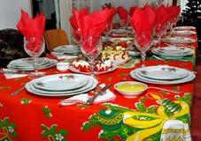 repas de Noël photo libre de droits
