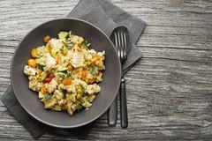 Repas de risotto Photos libres de droits