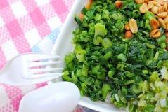 Repas emballé avec la variété de légumes Photographie stock libre de droits