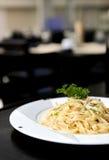 Repas italien délicieux photo stock