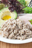 Repas libre de gluten images stock