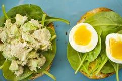 Repas sain Photo libre de droits