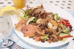 Repas sain Photo stock