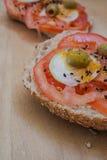 Repas simple, sain et nutritif Images libres de droits
